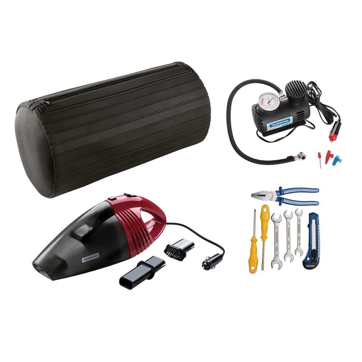 Kit de herramientas con 9 piezas Tramontina