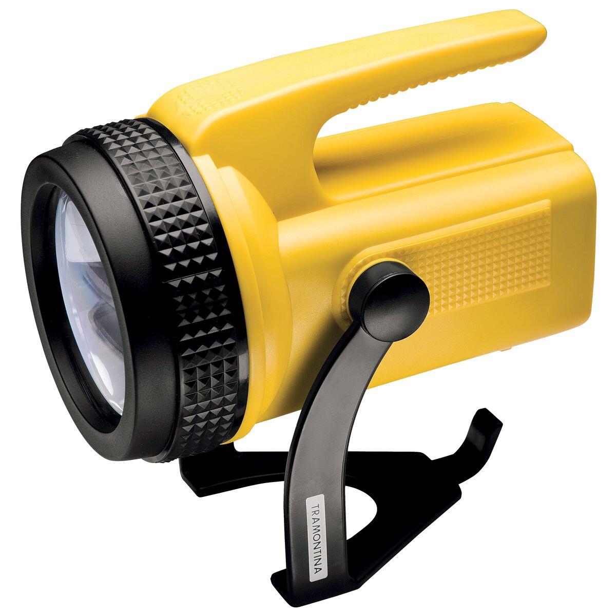 Linterna en ABS reforzado para uso interno y externo