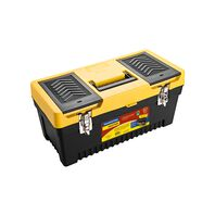 20'' Plastic tool box