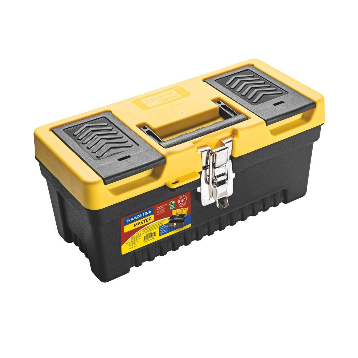 13'' Plastic tool box