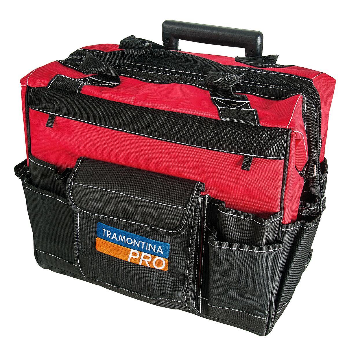 Tramontina - Bolsa porta herramientas 18 bolsillos 24c69a1bb4ec