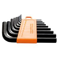 9 pieces Hex key set