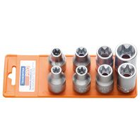 "1/2"" Trafix Tip Socket Set - 8 pieces"