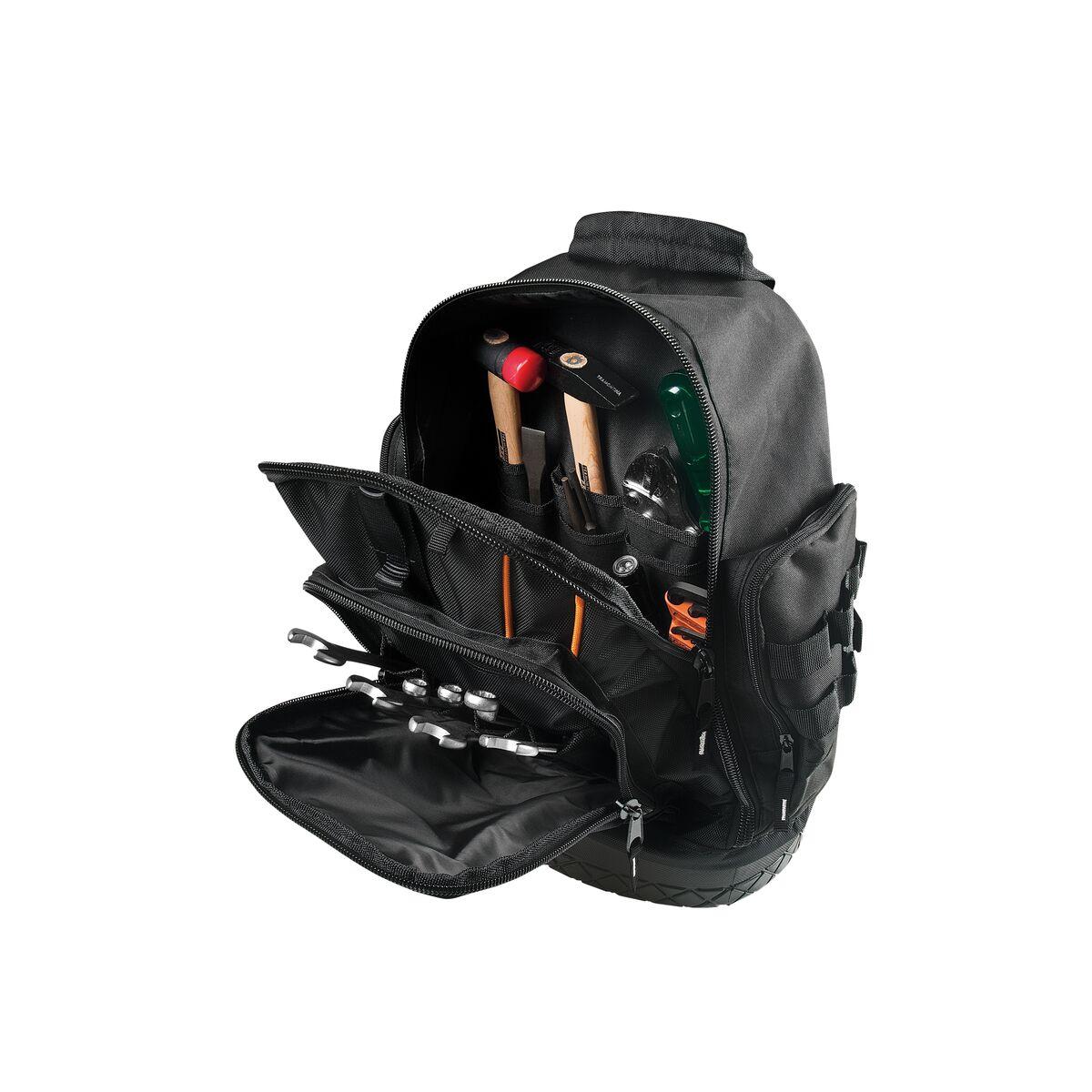 Tramontina - Mochila porta ferramentas com 23 bolsos 9369b7440e9