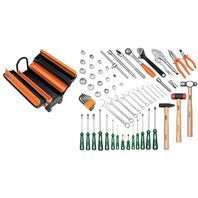 65 pcs Cargobox tool box