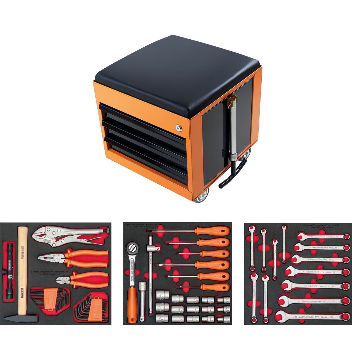Caja Cargobox Comfort 60 Piezas