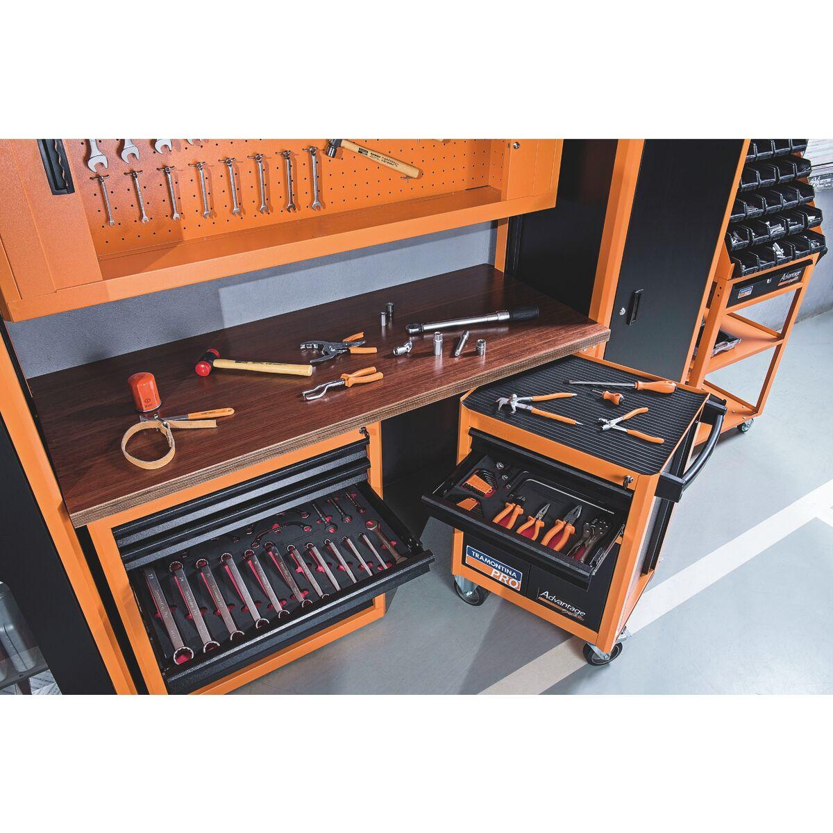 Tramontina - Modulo para bancada con 5 cajones y 1 puerta