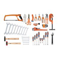 46 pieces Hydraulics/finishing tool set