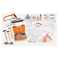 107 pieces automotive/industrial maintenance tool set