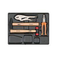 Módulo com ferramentas para manutenção 4 peças