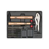 Módulo com ferramentas 9 peças