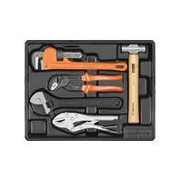 Módulo com ferramentas 5 peças