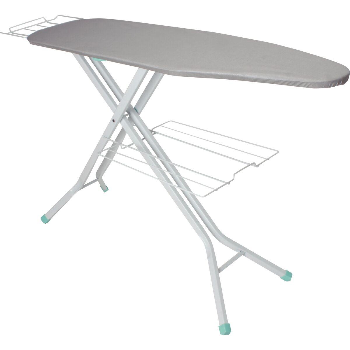 Mesa de Planchar Tramontina Premium de Acero con Articulación Plegable y Descanso para la Plancha