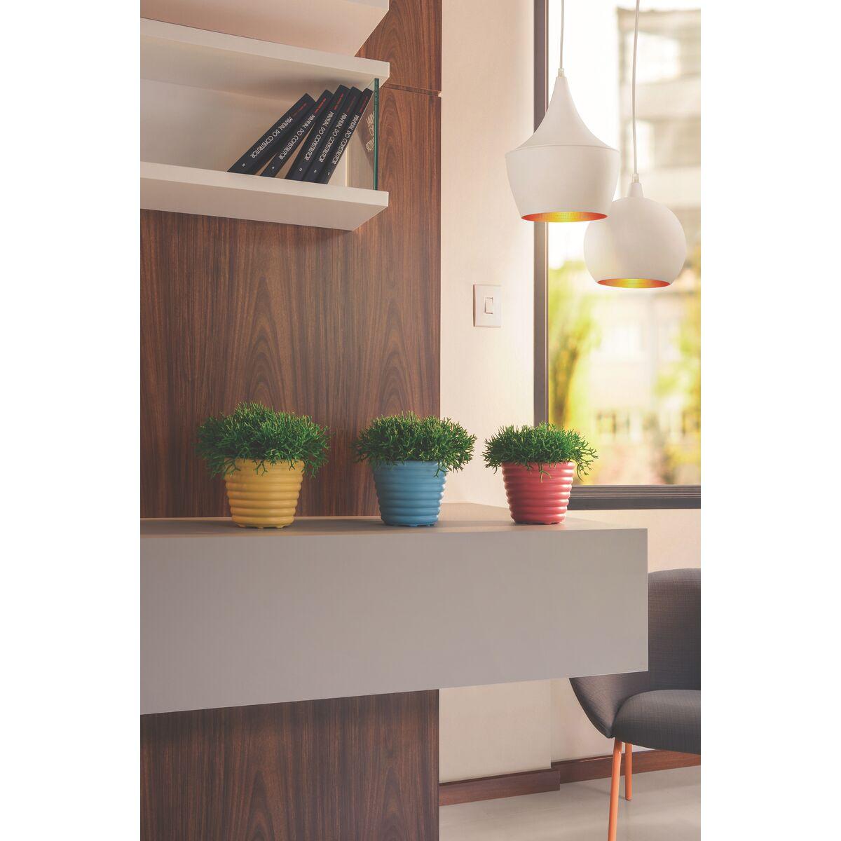 Tramontina Plant Pot Holdersplant Pots Mimmo Set 4 Pieces 17 L
