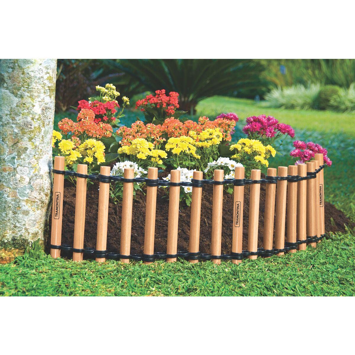Tramontina reja para jard n 5 m vasada for Rejas de jardin