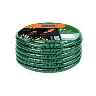 Flex garden hose, 10 m, thread connectors and sprayer