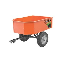 Steel Cart for Riding lawn mower Trotter