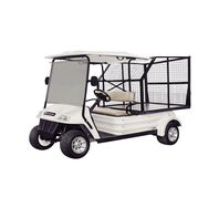 Electric Utility Vehicle Elettro 250CE Medium Cage