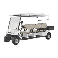 Electric utility vehicle Elettro 320CP