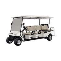 Electric Utility Vehicle Elettro 170PA - 8 Passengers