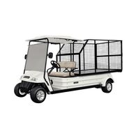 Vehículo utilitario eléctrico Elettro 320CE