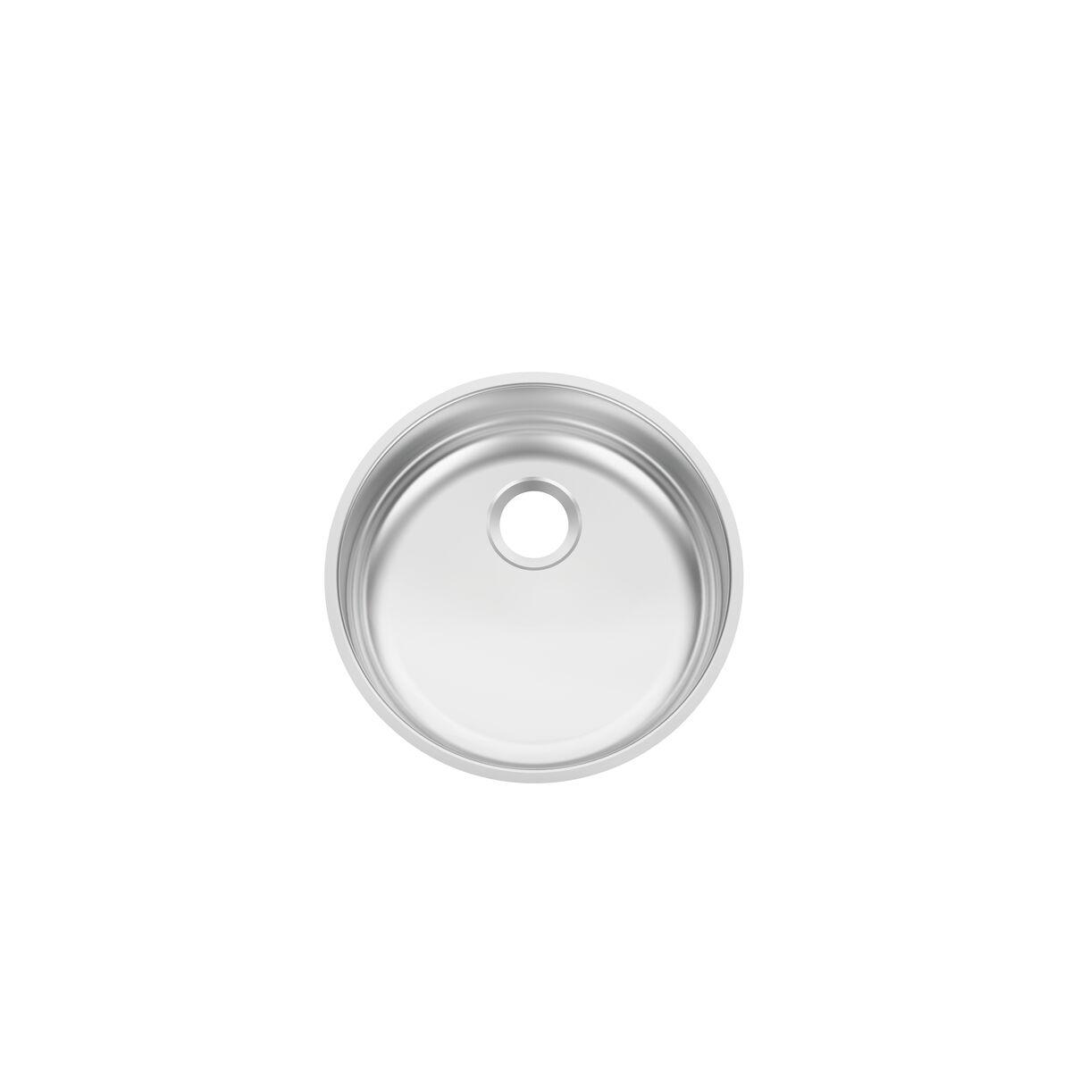 Tramontina cubeta en acero inoxidable pulido 38 cm for Cubetas de acero inoxidable