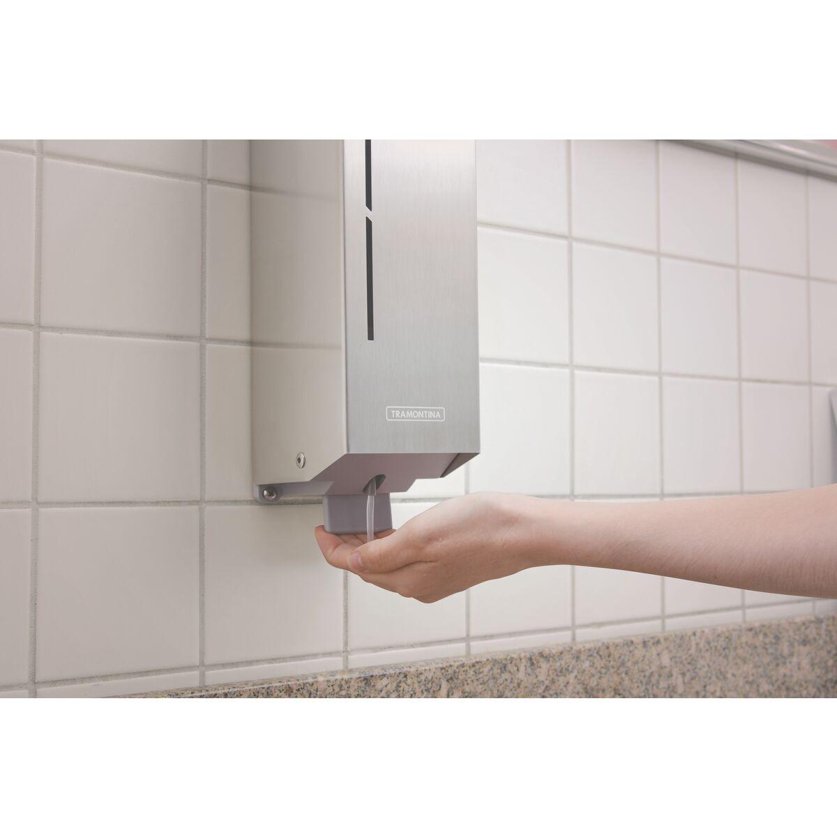 Tramontina - Dispensador de jabón líquido o gel antibacterial